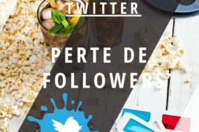 Perte de Followers Twitter